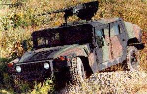 The Hummer Gallery Military Hummer Variants